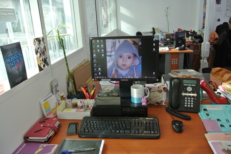 Bureau Spartoo Céline