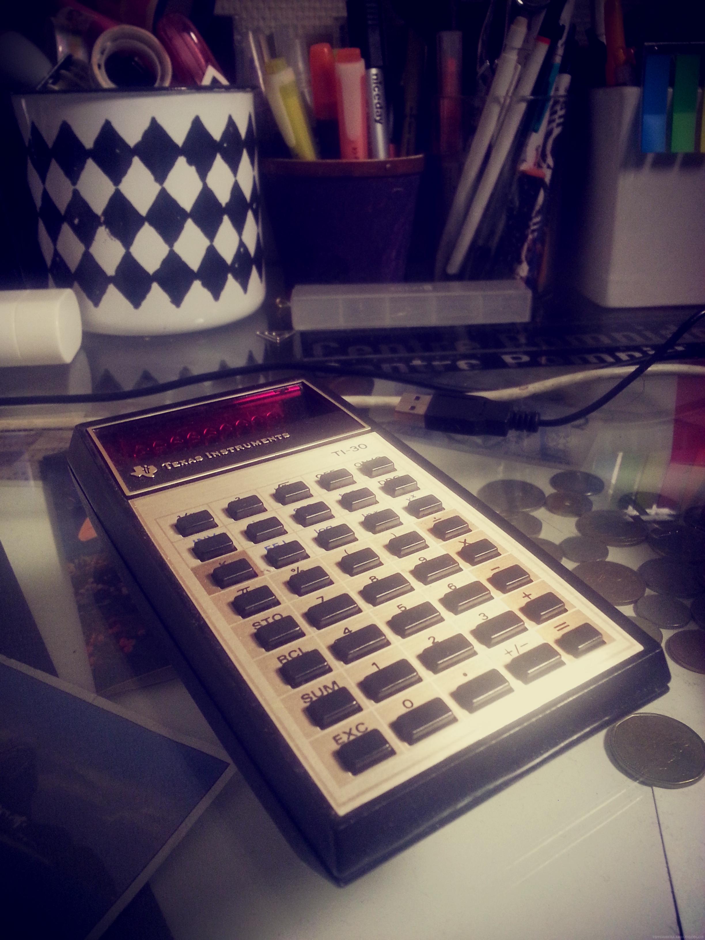 Calculatrice datant