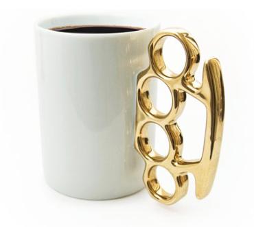 Mug poing américain, La Redoute