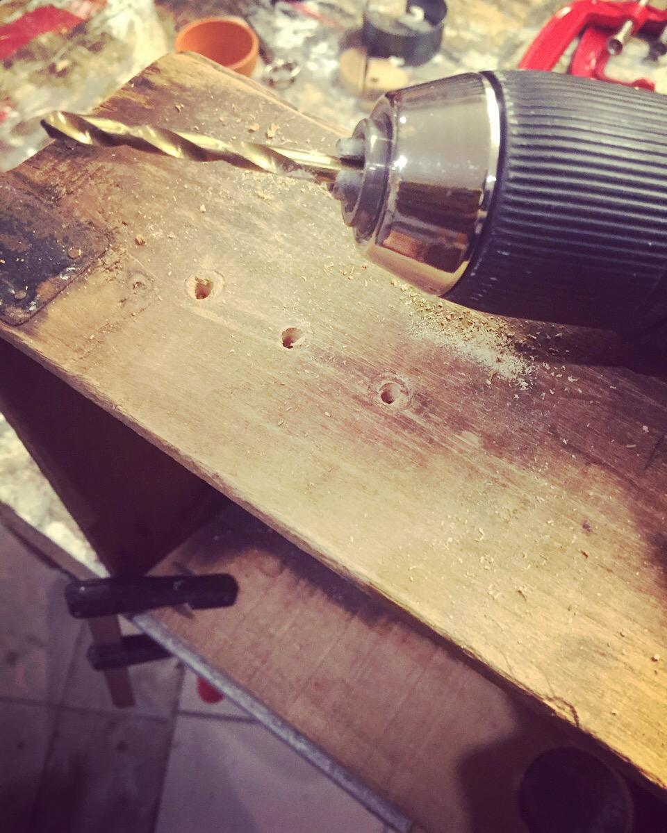 Etagere DIY Les petits meubles de Marie