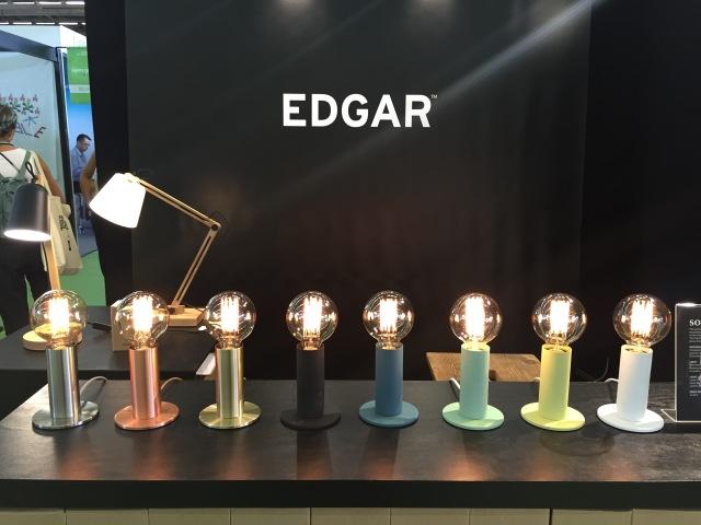 Edgar Maison et Objet luminaires lampes