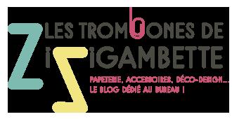 Logo Les Trombones de Zizigambette