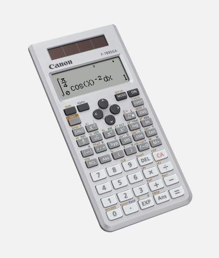 Calculatrice Canon F-789SGA