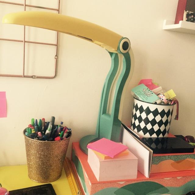 Lampe de bureau Pelican