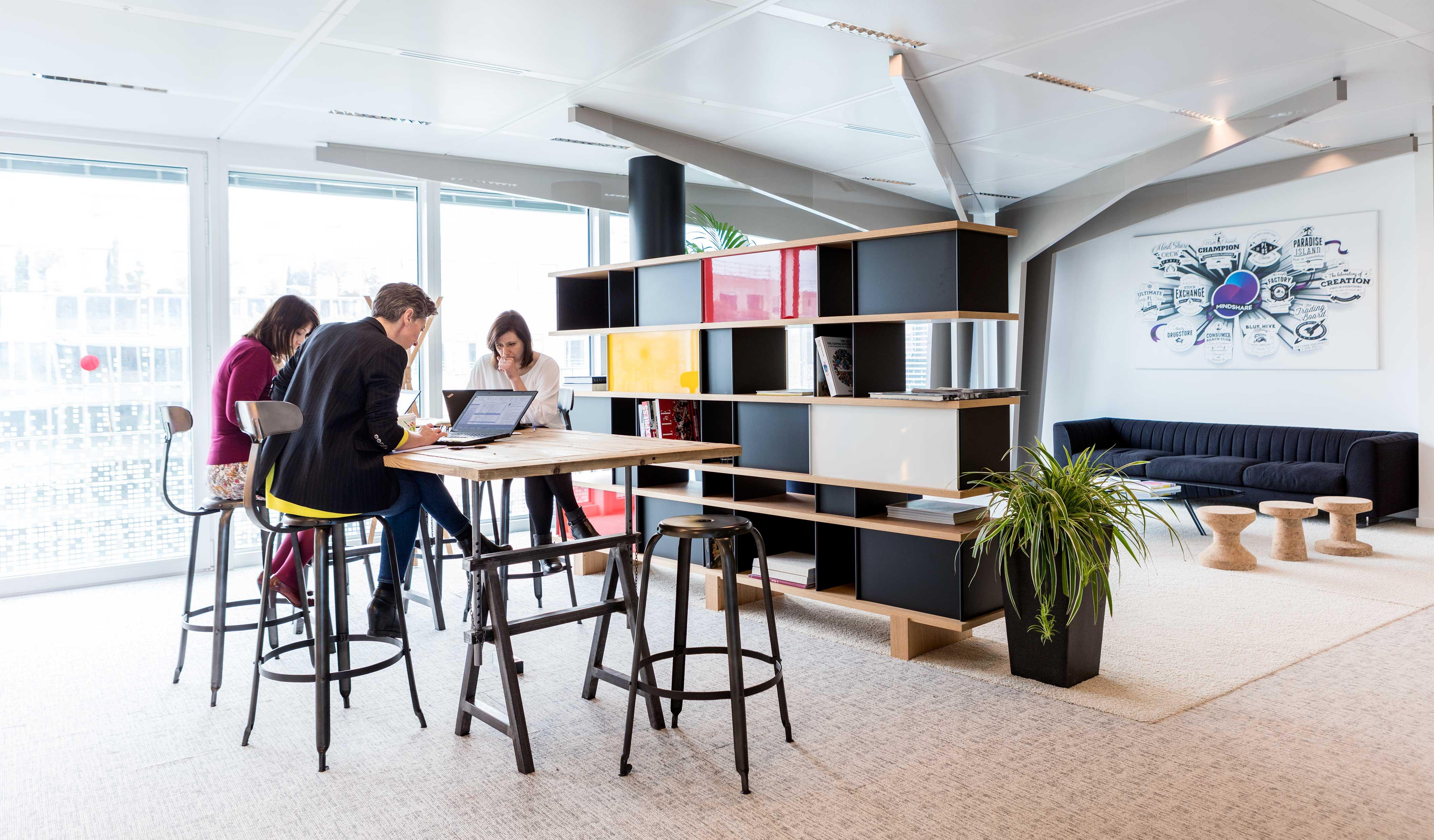 Aménagement des bureaux les nouvelles tendances pour