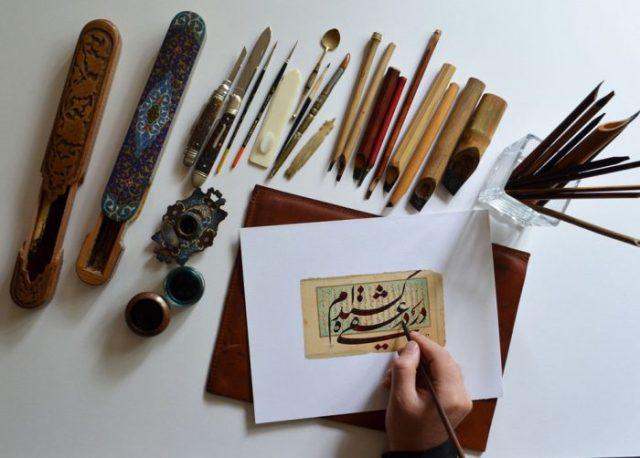 materiel_calligraphiepersane