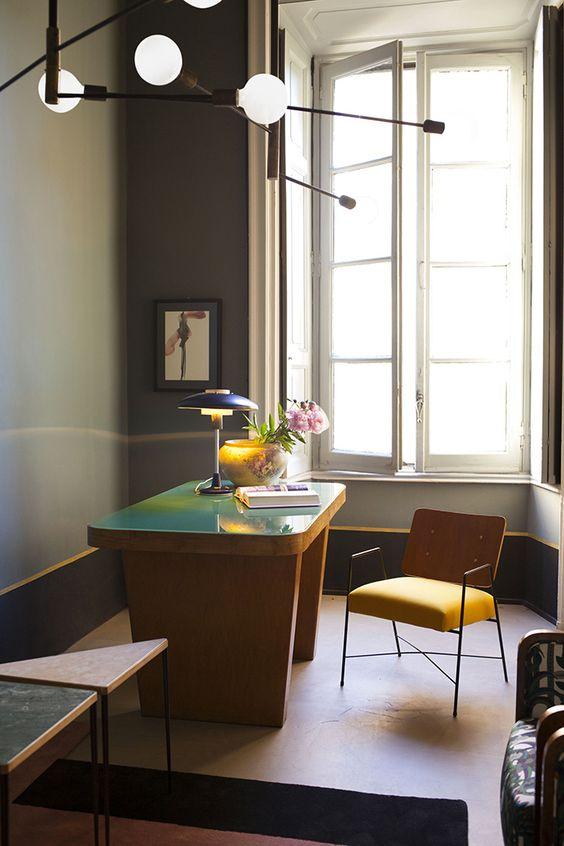 Chaise de Bureau - Pinterest