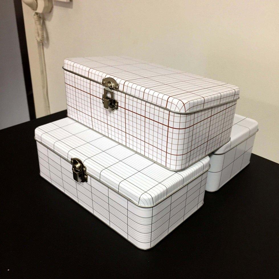 Lunch box Graph - Les Trombones de Zizigambette